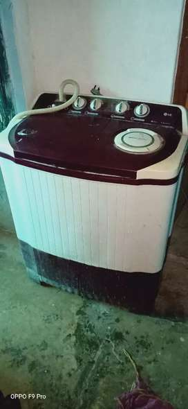Good condition machine