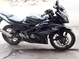 Kawasaki Ninja RR Thn 2015 Istimewa Jual Cepat BU