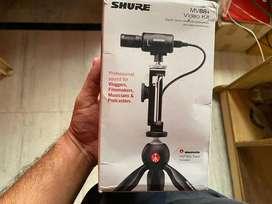 Once used Shure MV88+ Video Kit, world best mobile mic