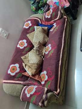 Comfortable Clean Sofa