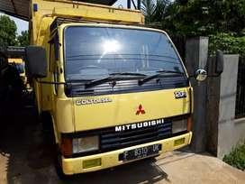 Mitsubishi double 120 ps truck fe 349
