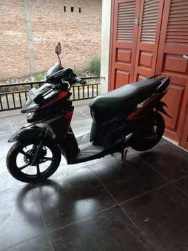 New soul gt 125 fi 2016 sehat dab mulus