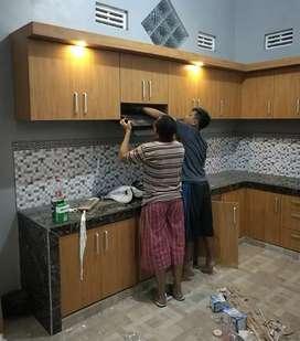 Meja Dapur Kitchen Set