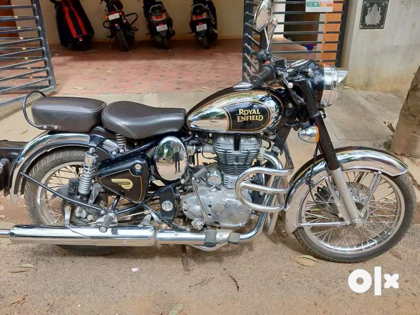 Royal Enfield Classic Chrome 500cc ( Fixed Price ) 0