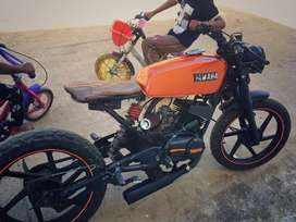 Rx100 fully modified