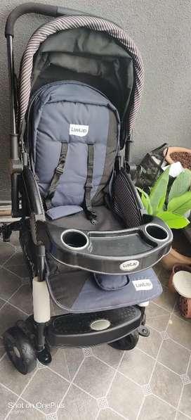 Luvlap Baby Stroller at 3500