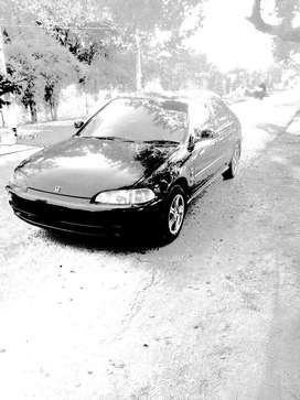 Honda Civic ex 1995 sale exchange