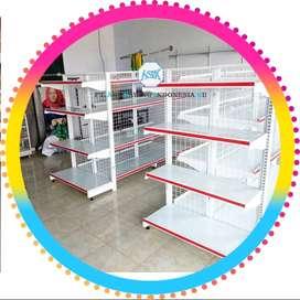 Rak Display Gondola Supermarket