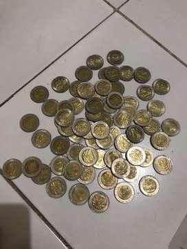 Uang Koin 1.000 kelapa sawit