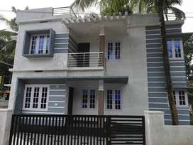 Glorious Villa near Puranattukkara BVB School, Thrissur – 39lakhs only