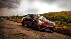 Modified ciaz for sale.