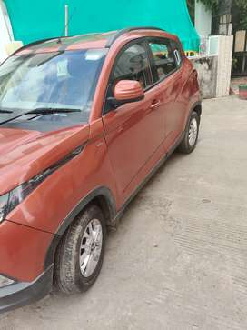 Lady Doctor's Mahindra KUV 100 2016 Diesel 75000 Km Driven