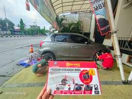 Pasang BALANCE Damper,AMPUH untuk REDAM Suara Gruduk Gruduk Pada Mobil