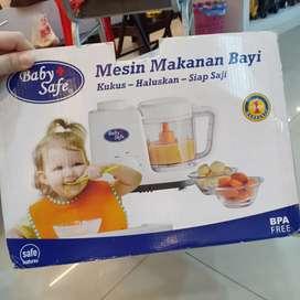 Mesin makanan baby