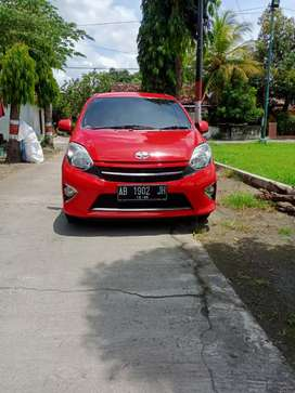 Agya G matic 2015 full ori