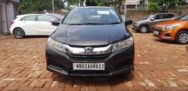 Honda City V Automatic (AVN), 2015, Petrol