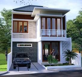 Dijual Villa Murah Okan Okin 1.4M
