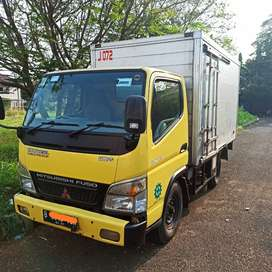 Mitsubishi colt diesel engkel box 4 ban Th 2011 ors