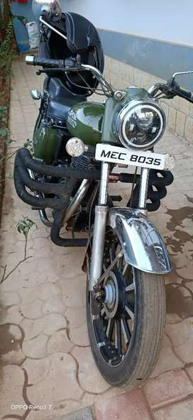 Royal Enfield mint condition 1989 Kings model