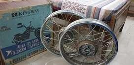 ROYAL ENFIELD  Bike tyre rim