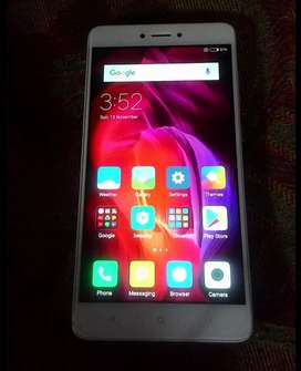 Redmi note 4... 4+64--18Month old