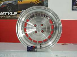 Velg Racing Mobil Honda Jazz New R16 HSR VCE-T