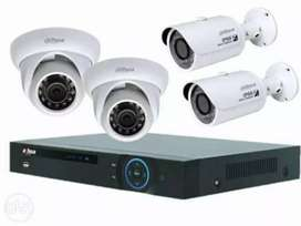 Paket pemasangan kamera cctv