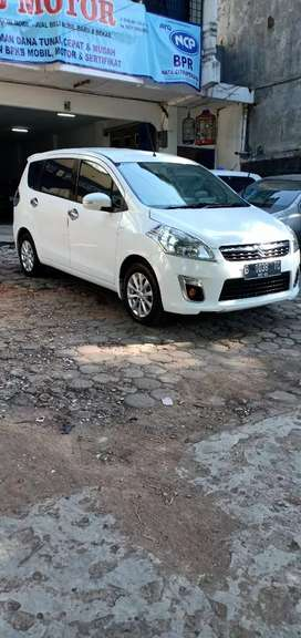 Suzuki Ertiga GX manual 2012 TDP 15 JT angs 2.9 JT x 47 bln