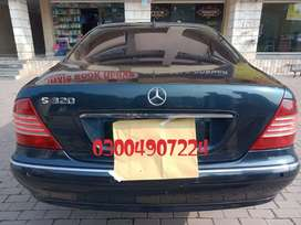 I am selling my mercedese s class