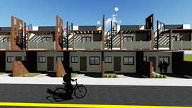 TNC APPROVED 3 BHK DUPLEX HOUSE FOR SALE IN AMLIDIH