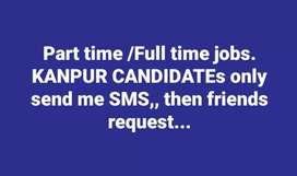 Part time job and work from home no joining money na koi charges c