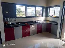 Modular kitchen and farni fitting