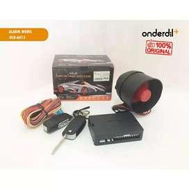 Best seller alarm mobil HLD model kunci lipat