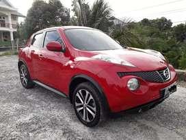 Nissan Juke RX tahun 2012 Istimewa Terawat Service Rutin Nissan