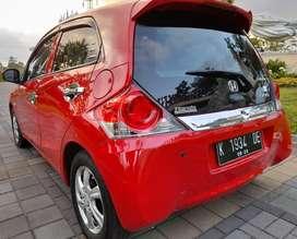 Honda Brio Satya Automatic th 2016 Ac digital good condition