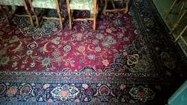 Antik karpet 4x 4 meter alsi theheran