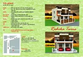 Row house 3BHK
