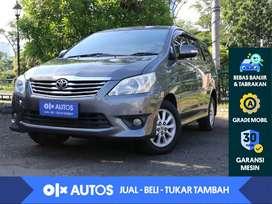 [OLXAutos] Toyota Kijang Innova 2.5 V Diesel Solar A/T 2013 Abu-abu