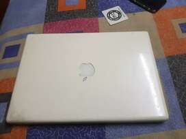 Macbook 2010 with charger