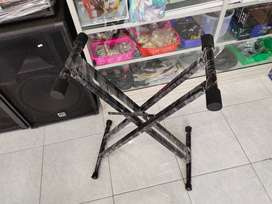 STAND KEYBOARD LOKAL DOUBLE X