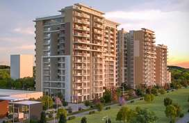 1 BHK semi furnished flat for rent at Eminence