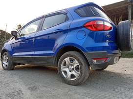 Ford Ecosport EcoSport Trend 1.5 Ti VCT Manual, 2014, Diesel