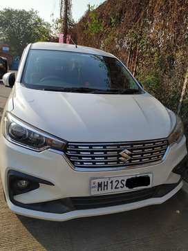 New Ertiga available on rent with driver at reasonable rates