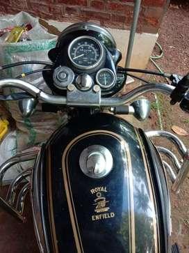 Bullet 350 cast iron - unopened engine + gearbox