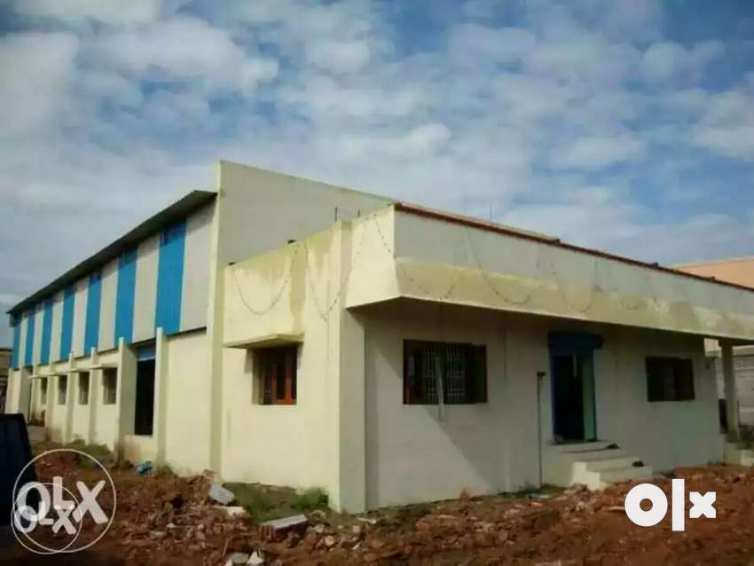 Factory For Sale In Manali Sidco 0