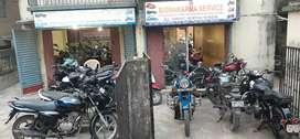big stock old bike scotty and car seller at.thakurpukur Kolkata