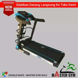 Treadmill Elektrik - Kunjungi Toko Kami - Master Gym Store !! MG#9389