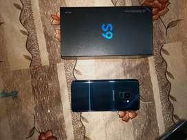 SAMSUNG S9 CORAL BLUE