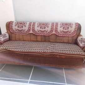 Sofa Set - 5 seaters