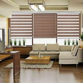 Roller Zebra blinds